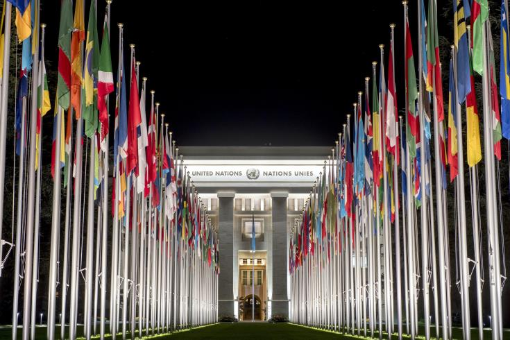 Με φυσική παρουσία η συνάντηση στη Γενεύη, επιβεβαιώνουν τα Ηνωμένα Έθνη